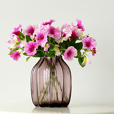 Flores artificiais 1 Ramo Estilo Moderno Outras Flor de Mesa