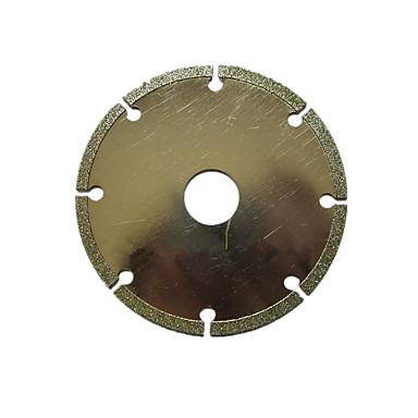 timantti metalliseos terät (erittely: 100 * 20mm, sisähalkaisija: 20 mm)