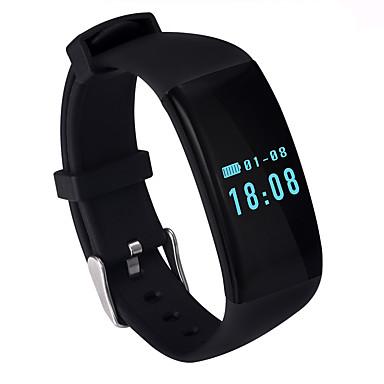 Smart-Armband D21 für iOS / Android Wasserdicht Timer / AktivitätenTracker / Schlaf-Tracker / Herzschlagmonitor / Kamera Kontrolle / Kamera / 64MB / Schwerkraft-Sensor / Herzfrequenzsensor