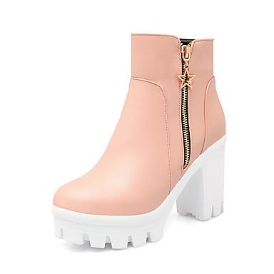 ZQ Zapatos de mujer-Tac¨®n Cu?a-Tacones-Tacones-Oficina y Trabajo / Vestido / Casual-Microfibra-Negro / Amarillo / Beige , yellow-us3.5 / eu33 / uk1.5 / cn32 , yellow-us3.5 / eu33 / uk1.5 / cn32