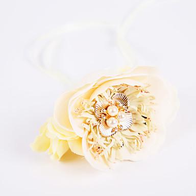 Hochzeitsblumen Armbandblume Hochzeit Party / Abend Chiffon Polyester Schaum 3.94