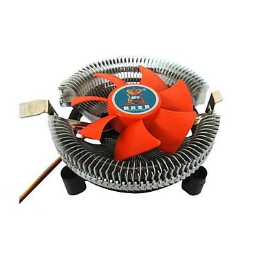 ventiladores de baixa refrigeração ruído cpu para computador