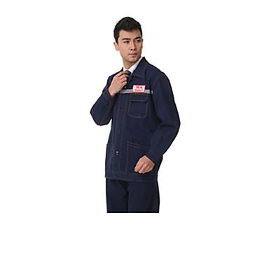 katoen denim overalls pak lassen slijtage dikke beschermende kleding aftermarket gereedschappen (180 verkocht)