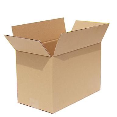 cor marrom outro material de embalagem& caixas de embalagem de transporte cinco pacotes