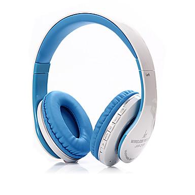 JKR JKR-213B Trådløs Hovedtelefoner Dynamisk Plast Mobiltelefon øretelefon Med volumenkontrol / Med Mikrofon / Støj-isolering Headset
