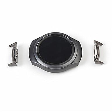 Uhrenarmband für Gear S2 Samsung Galaxy Klassische Schnalle Metall Handschlaufe