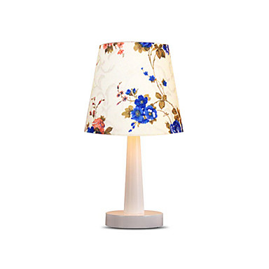 E14 16*30CM Contemporary And Contracted Rural Log Desk Lamp Decorate Desk Lamp Creative Sweet Vogue LED