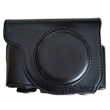 Um Ombro Bolsa Á Prova-de-Pó PU Leather