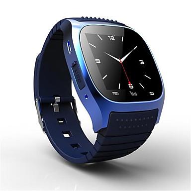 Smart horloge Aanraakscherm Stappentellers Handsfree bellen Camerabediening Anti-verloren Slaaptracker Zoek mijn toestel sedentaire