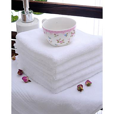 Vaskehåndklæde,Solid Høj kvalitet 100% Bomuld Håndklæde