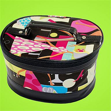 toilettilaukku meikkipussi uusi meikki laukku käsi monitoiminen vastaanottaa meikkipussi