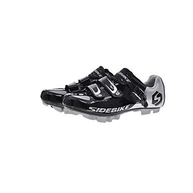 SIDEBIKE Fietsschoenen met schoenplaten Mountainbikeschoenen Volwassenen Opvulling Bergracen ulko- Ademend Gaas PU Fietsen / Fietsen