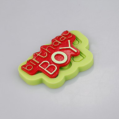 Ferramentas bakeware Silicone Amiga-do-Ambiente / Anti-Aderente / Nova chegada Bolo / Biscoito / Cupcake Moldes de bolos