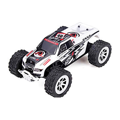 RC Car WL Toys A999 2.4G Car Monster Truck Bigfoot Off Road Car High Speed 4WD Drift Car Buggy 1:24 25 KM/H Remote Control Rechargeable