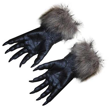 halloween weerwolf wolf poten klauwen partij halloween wolf handschoenen halloween enge horror cosplay handschoenen