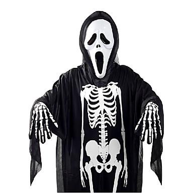 1pc prestaties kleding voor Halloween kostuum partij willekeurige kleur
