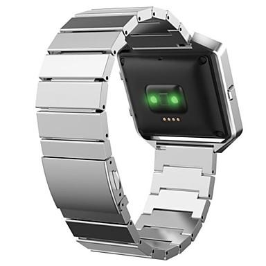 Klokkerem til Fitbit Blaze Fitbit Sportsrem Rustfritt stål Håndleddsrem
