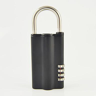 Contemporâneo Locks Keyless , Terminar for Pintura , Liga de Zinco