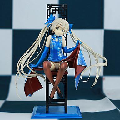 Figuras de Ação Anime Inspirado por Fantasias Fantasias PVC 17 CM modelo Brinquedos Boneca de Brinquedo