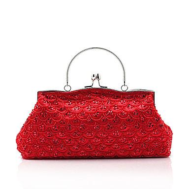 Damen Taschen Polyester Abendtasche Crystal / Strass für Hochzeit Veranstaltung / Fest Einkauf Normal Formal Büro & Karriere Winter