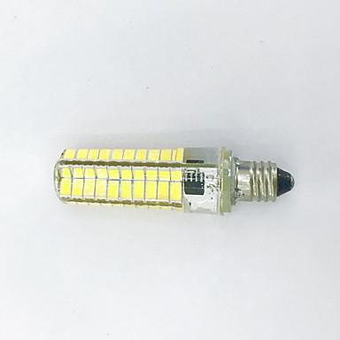 4W 400-500 lm E11 LED Mais-Birnen T 80LED Leds SMD 5730 Dekorativ Warmes Weiß Kühles Weiß Wechselstrom 110-130V Wechselstrom 220-240V