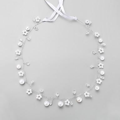 Krystall Künstliche Perle Aleación Stirnbänder 1 Hochzeit Besondere Anlässe Kopfschmuck
