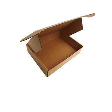 tøj emballage kasse specifikationer 300 * 215 * 50mm 5 pakket til salg
