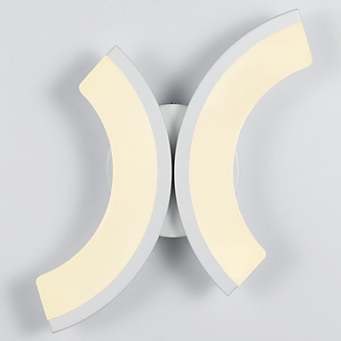 Moderno / Contemporâneo Luminárias de parede Metal Luz de parede 220V / 110V 4W
