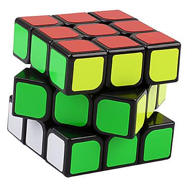Zauberwürfel YongJun 3*3*3 Glatte Geschwindigkeits-Würfel Magische Würfel Puzzle-Würfel Profi Level Geschwindigkeit Geschenk Klassisch &