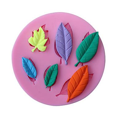 Herramientas para hornear Silicona Ecológica / Antiadherente / Herramienta para hornear Pan / Pastel / Galleta Moldes para pasteles