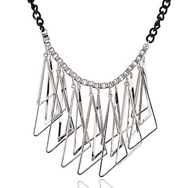 Kettingen Hangertjes ketting Sieraden Feest / Dagelijks / Causaal PERSOONLIJKHEID Legering / Verzilverd Zilver 1 stuks Geschenk