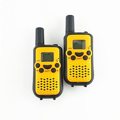 365 k-535 Walkie-talkie Draagbaar Analoog VOX Encryptie CTCSS/CDCSS Selectief gesprek achtergrondverlichting LCD Scan <1,5km <1,5km 22 1W