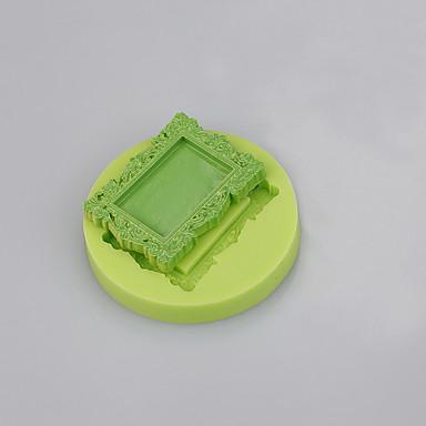 Bakeware verktøy Silikon Økovennlig / Non-Stick / Håndtak Kake / Til Småkake / For Småkake Pastry Tool