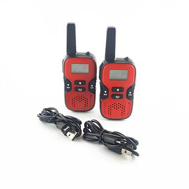 365 365 k-2 Portátil Aviso Por Batería Baja / VOX / Cifrado <1'5KM <1'5KM Walkie talkie Radio de dos vías