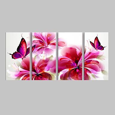 Nyomtatás Virágos / Botanikus Klasszikus Négy elem