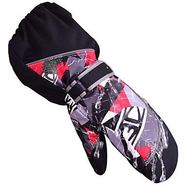 Kinderen Skihandschoenen Lange Vinger lapaset Houd Warm waterdicht Slijtvast Activiteit/Sport Handschoenen Skihandschoenen Skiën
