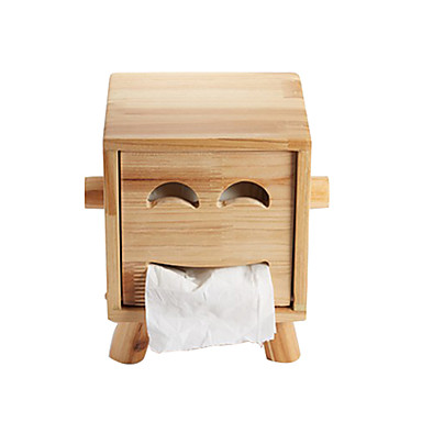 WC-Rollenhalter Modern Wolle 1 Stück - Hotelbad
