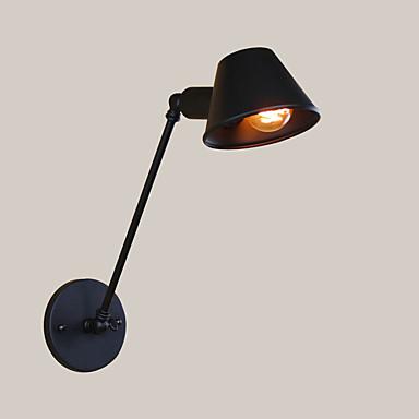 Traditionaalinen / klassinen Swing Arm -valot Metalli Wall Light 110-120V / 220-240V 60W