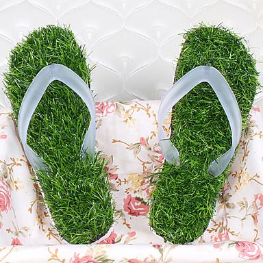 Tøfler & Klip Klapper-PVC-Komfort-Herrer--Fritid-Flad hæl