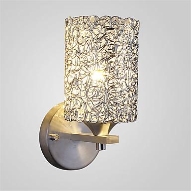 Moderne / Nutidig Vegglamper Til Metall Vegglampe 110-120V 220-240V Max 60WW