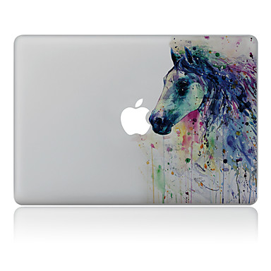 1 Stück Haut-Aufkleber für Kratzfest Ölgemälde Muster PVC MacBook Pro 15'' with Retina MacBook Pro 15 '' MacBook Pro 13'' with Retina