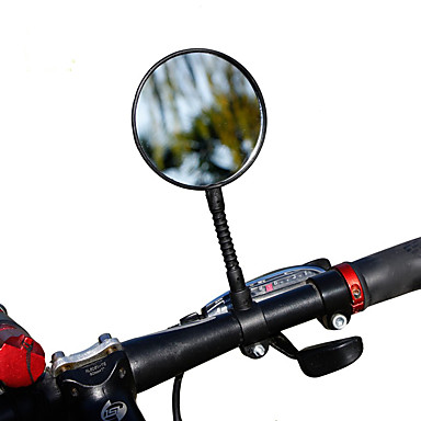 Bakspejl / Bar End Bike Mirror Rekreativ Cykling / Dame / Foldbare cykler Ultra Lys (UL) / 360 graders flyvning / Roterbare Plast / PP -