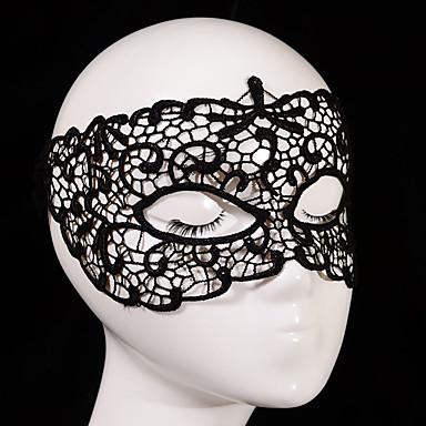voordelige Maskers voor de feestdagen-Halloweenmaskers Hallloween figuren Halloween Accessoires Tuin Thema Nieuwigheid Vakantie Queen Cowgirl Volwassenen Jongens Meisjes Speeltjes Geschenk 1 pcs