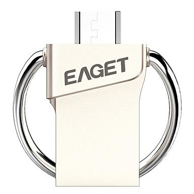 EAGET V80-32G 16GB USB 3.0 Vandresistent Krypteret Chok Resistent Komapkt Størrelse OTG Understøttelse (Mikro USB)