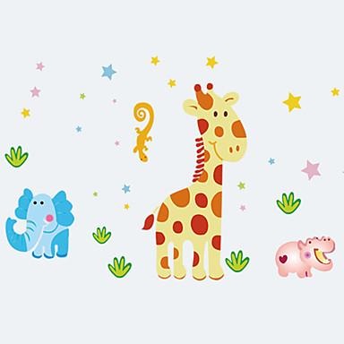 Animali cartoni animati moda adesivi murali adesivi for Adesivi decorativi da parete