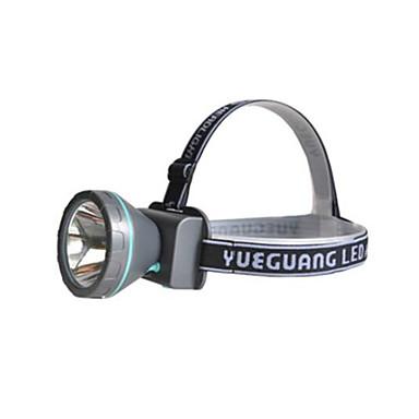 Hoofdlampen LED 240 Lumens 1 Modus LED Oplaadbaar voor Kamperen/wandelen/grotten verkennen Dagelijks gebruik