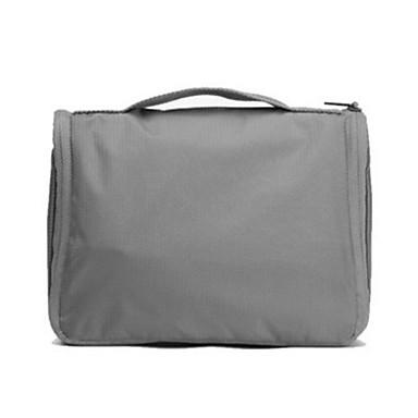 荷物整理 洗面用具バッグ 化粧ポーチ 携帯式 のために 男性用 女性 小物収納用バッググレー ブルー