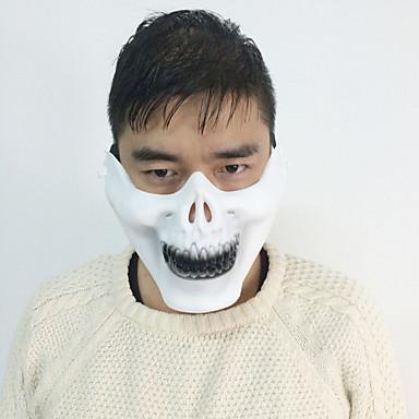 1PC Emirados máscara de esqueleto para o partido traje de Halloween