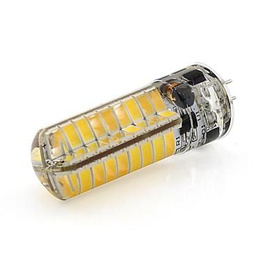 5W 380lm G6.35 2-pins LED-lampen T 72 LED-kralen SMD 2835 Decoratief Warm wit Koel wit 220-240V
