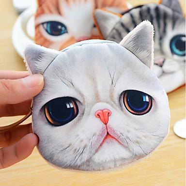 katten ontwerp portemonnee
